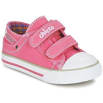 Topánky Dievčatá Nízke tenisky Chicco CEDRO Ružová