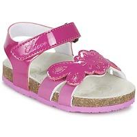 Topánky Dievčatá Sandále Chicco HAMALIA Ružová