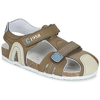 Topánky Chlapci Sandále Chicco HONEY Hnedá