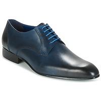 Topánky Muži Derbie Carlington EMRONE Námornícka modrá