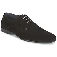Topánky Muži Derbie Carlington EMILAN Čierna