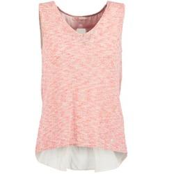 Oblečenie Ženy Tielka a tričká bez rukávov LPB Woman NODOLA Koralová