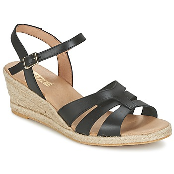 Topánky Ženy Sandále So Size ELIZA Čierna