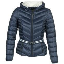 Oblečenie Ženy Páperové bundy Esprit APRATO Námornícka modrá