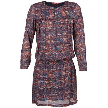 Oblečenie Ženy Krátke šaty Esprit AGAROZA Námornícka modrá / Viacfarebná