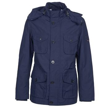 Oblečenie Muži Parky Tommy Hilfiger ANDREW PARKA Námornícka modrá