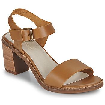 Topánky Ženy Sandále Casual Attitude CAILLE Ťavia hnedá