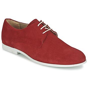 Topánky Muži Derbie Casual Attitude GALEROLE červená
