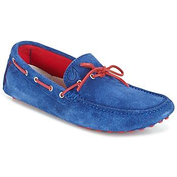Topánky Muži Mokasíny Casual Attitude MACOUA Námornícka modrá