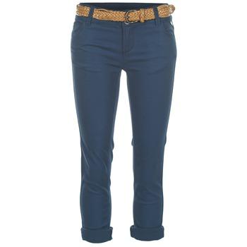 Oblečenie Ženy Nohavice 7/8 a 3/4 Best Mountain COULTER Modrá