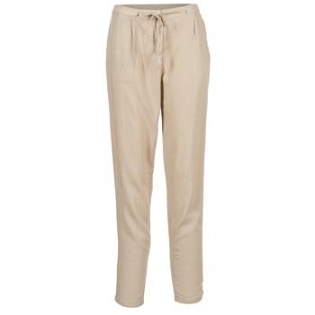Oblečenie Ženy Padavé nohavice Best Mountain DOUNE Béžová