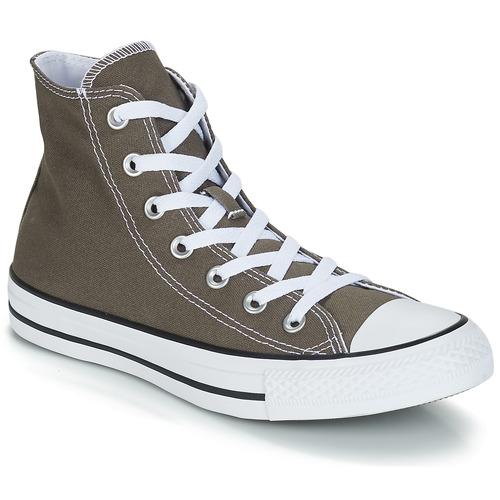 Topánky Členkové tenisky Converse CHUCK TAYLOR ALL STAR SEAS HI Antracitová