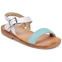 Topánky Dievčatá Sandále Start Rite FLORA II Modrá