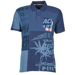 Oblečenie Muži Polokošele s krátkym rukávom Desigual BELUDINE Modrá