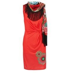 Oblečenie Ženy Krátke šaty Desigual USIME červená
