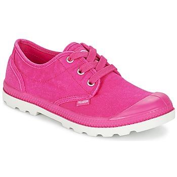 Topánky Ženy Nízke tenisky Palladium US OXFORD Ružová