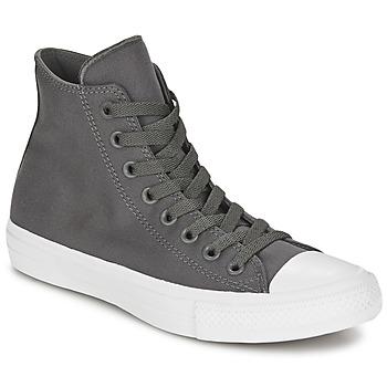 Topánky Členkové tenisky Converse CHUCK TAYLOR All Star II HI šedá