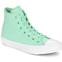 Topánky Členkové tenisky Converse CHUCK TAYLOR All Star II NEON HI Zelená