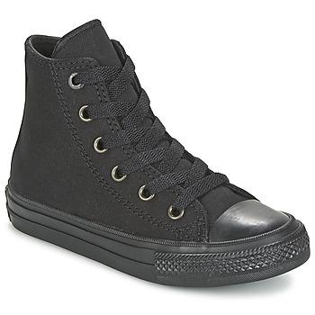 Topánky Deti Členkové tenisky Converse CHUCK TAYLOR All Star II HI čierna