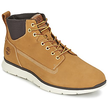 Topánky Muži Členkové tenisky Timberland KILLINGTON CHUKKA WHEAT Béžová
