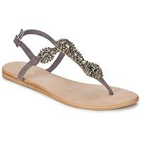 Topánky Ženy Sandále Betty London GRETA Šedá
