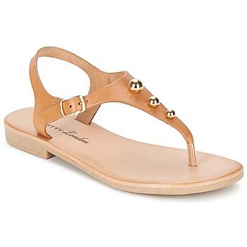 Topánky Ženy Sandále Betty London VITALLA ťavia hnedá