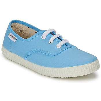 Topánky Nízke tenisky Victoria INGLESA LONA Modrá