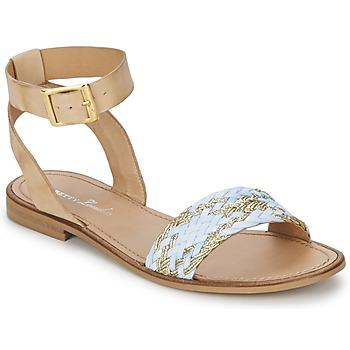 Topánky Ženy Sandále Betty London TRESSA Modrá