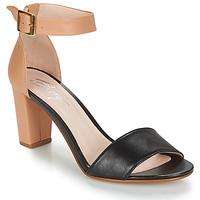 Topánky Ženy Sandále Betty London CRETA Svetlá telová / Čierna