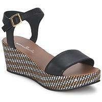 Topánky Ženy Sandále Betty London PRETA čierna