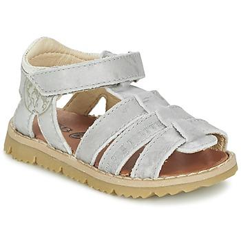 Topánky Chlapci Sandále GBB MARTIAL šedá