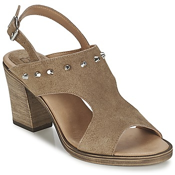 Topánky Ženy Sandále Betty London EGALIME Hnedošedá