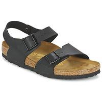 Topánky Deti Sandále Birkenstock NEW YORK Čierna