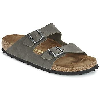 Topánky Muži Šľapky Birkenstock ARIZONA Kaki