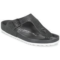 Topánky Muži Žabky Birkenstock RAMSES PREMIUM čierna
