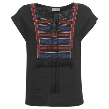 Oblečenie Ženy Blúzky Betty London ETROBOLE Čierna