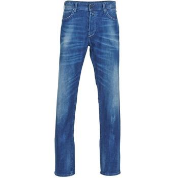 Oblečenie Muži Rovné džínsy Replay 901 Modrá