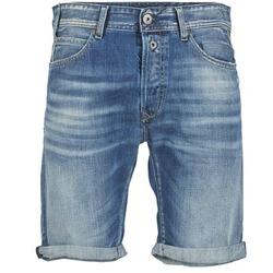 Oblečenie Muži Šortky a bermudy Replay SHORT 901 Modrá