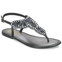Topánky Ženy Sandále Ravel LANGLOIS čierna