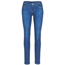 Oblečenie Ženy Džínsy Slim Levi's 712 SLIM Bay / Laurel / P7420