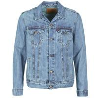 Oblečenie Muži Džínsové bundy Levi's THE TRUCKER JACKET Icy / P4927