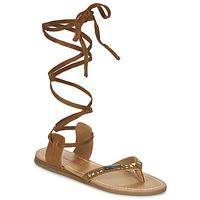 Topánky Ženy Sandále Les Tropéziennes par M Belarbi GALTANO ťavia hnedá