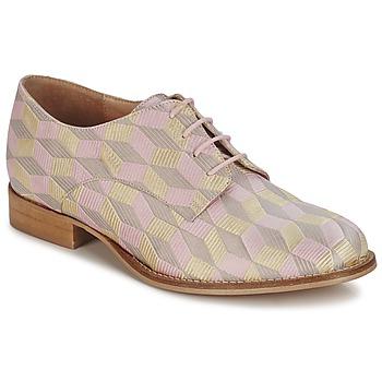 Topánky Ženy Derbie Betty London ESQUIDE Viacfarebná