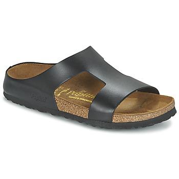 Topánky Ženy Šľapky Papillio CHARLIZE čierna / Metalická