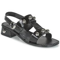 Topánky Ženy Sandále Sonia Rykiel SONIA BY - SLIPPI čierna