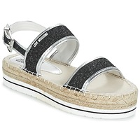Topánky Ženy Sandále Love Moschino SIMONA čierna