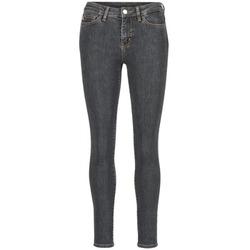 Oblečenie Ženy Džínsy Slim Love Moschino AGAPANTE šedá