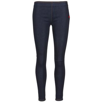 Oblečenie Ženy Džínsy Slim Love Moschino ERICACE Modrá