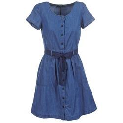Oblečenie Ženy Krátke šaty Vila VIKARI Modrá / Medium