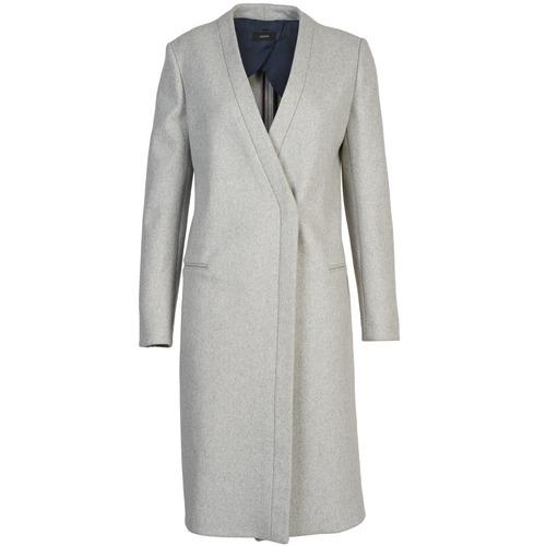 Oblečenie Ženy Kabáty Joseph KING Šedá